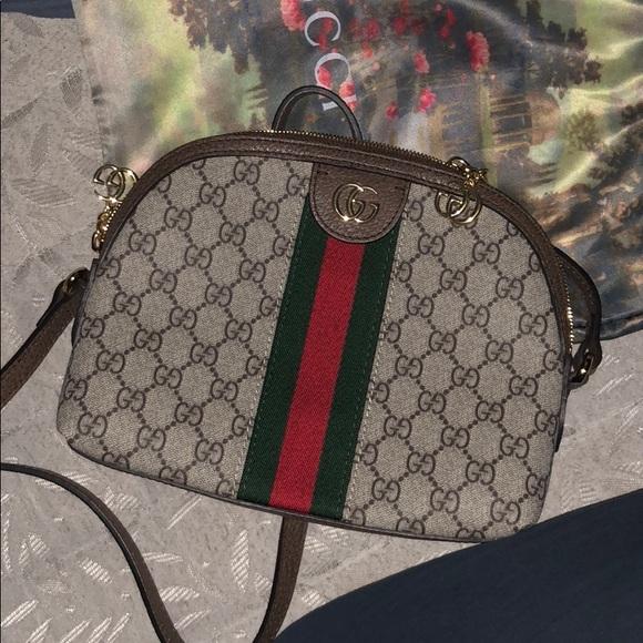 2b3e7dc3137 100% Authentic Linea Dragoni Gucci Shoulder Bag. Listing Price   800